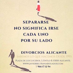 Abogado Divorcios Alicante